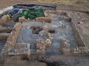 Excavaciones en la medina árabe de Albalat