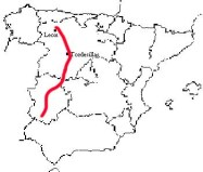 Cañada Real leonesa occidental