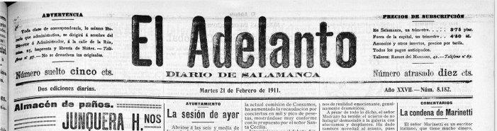 El Adelanto