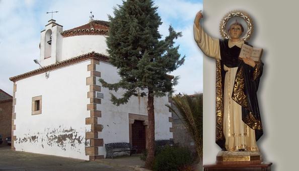 Ermita de San Vicente en Peraleda de la Mata