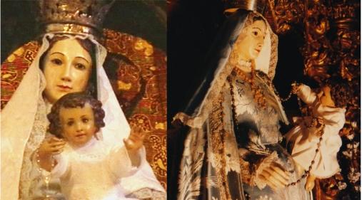 Virgen del Rosario - Peraleda de la Mata