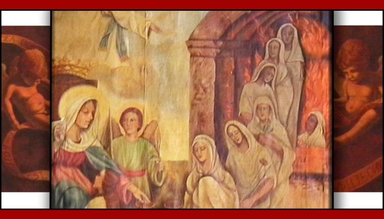 Iconografía 3- En la nave de la iglesia