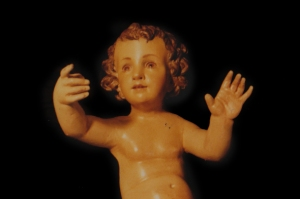 Niño de la Virgen del Rosario