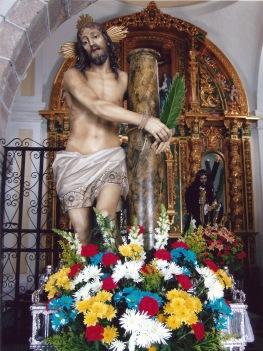 Cristo amarrado a la columna, Peraleda de la Mata