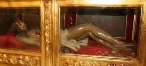 Cristo yacente de Torremocha