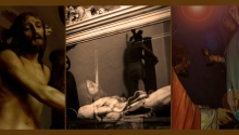 Imágenes de las ermitas de Peraleda de la Mata