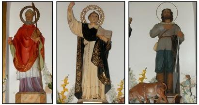 Imágenes de la ermita de San Vicente.