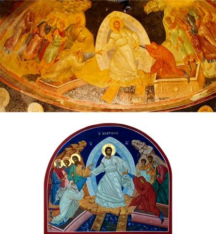 Anastasis bizantino