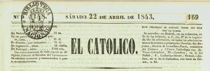 cabecera periódico