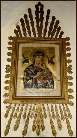 Nuestra Señora del Perpetuo Socorro en Peraleda