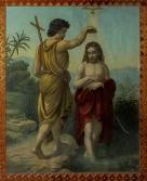 El Bautismo de Jesús en Peraleda