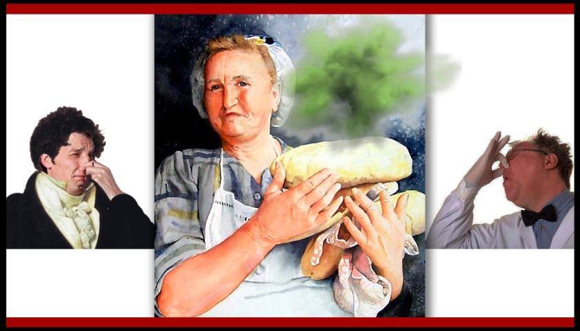El milagro del pan hediondo