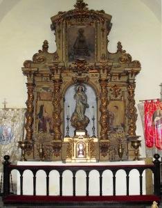 Retablo de la Inmaculada - Peraleda de la Mata