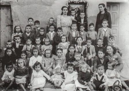 Escuela de la Monja - años 40