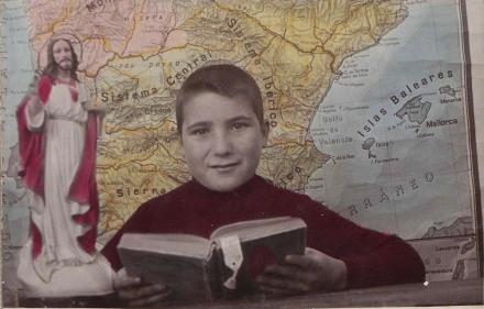 papa alumno - 1941
