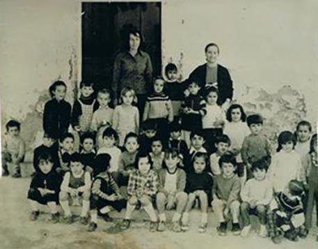 Párvulos -Doña Pepita - años 60
