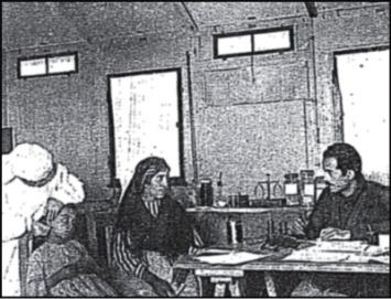 Centro antipalúdico de Talayuela - c. 1921